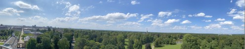 View from the Castle tower