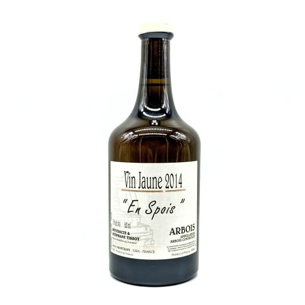 Vin jaune En Spois 2014 - Bénédicte et Stéphane Tissot