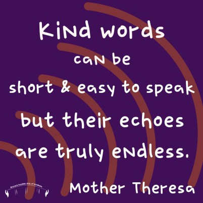 mother theresa kind words quote