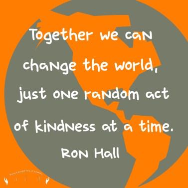 brevard random acts of kindness, ron hall, nonprofit
