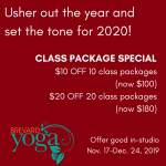 Deals for ringing in a new decade!