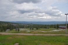 Aussicht vom Høyfjellssenter,…