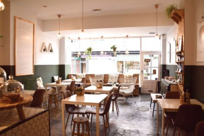 Brew and Tucker | Coffee Shop Frodsham | Room Downstairs