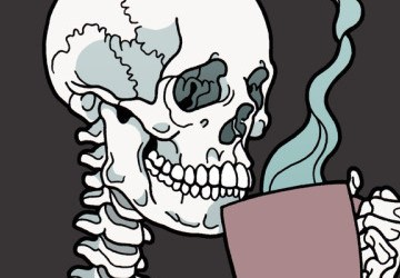 love coffee to the bones?