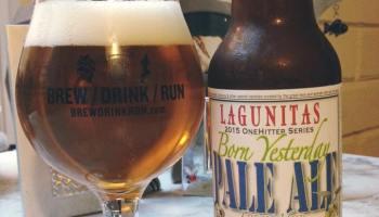 Lagunitas New Dogtown Pale Ale | Brew / Drink / Run Craft