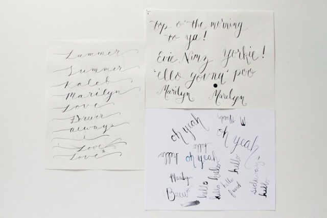 Brewed-Together-Calligraphy-in-30-days-3
