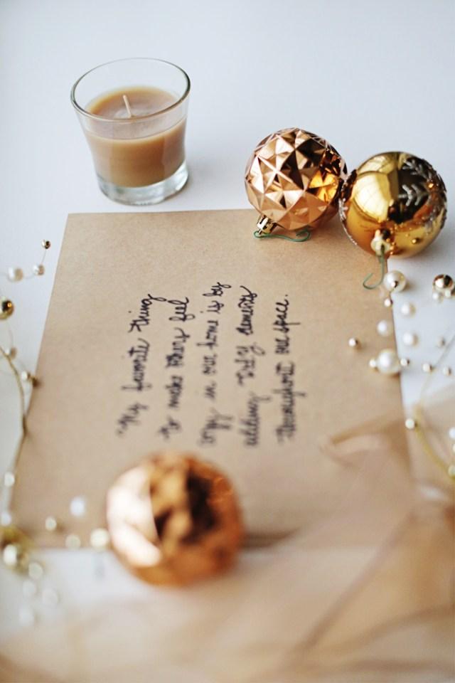 Cozy for the holidays | Brewedtogether.com