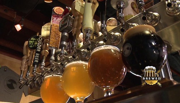The growth of iowa's craft breweries