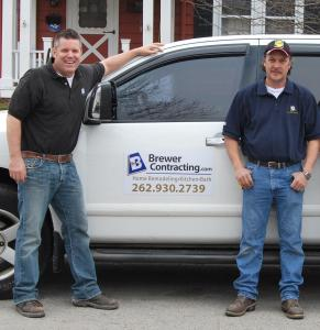 Brewer Contracting, Racine, Kenosha, Union Grove, Greenfield, Remodeling Contractors