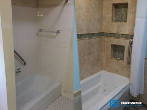 Beautiful Bathroom Remodeling Services In Racine, Kenosha And Lake Forest Ill