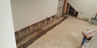 Waterproofing, basement, waterproofing contractors