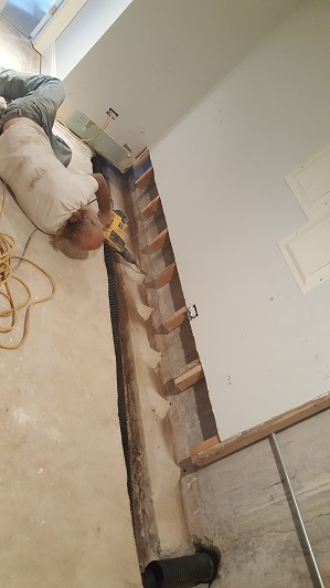 Waterproofing, basement, waterproofing contractors