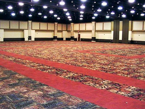 Hershey Lodge floor