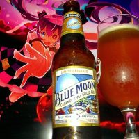 Blue Moon Caramel Apple Spiced Ale by Coors Brewing