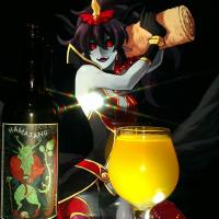 HAMAJANG collaboration by Jolly Pumpkin, Evil Twin, Mikkeller and Leelanau brewing