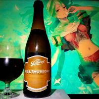 2016 PB & Thursday by The Bruery