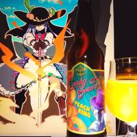 Candy Sours Series - Peach Ring by Valiant brewing