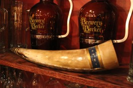 Beer Drinking Viking Horn_Brewery Becker IMG_9728
