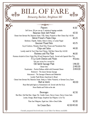 MENU_Bill of Fare_Brewery Becker 2018 copy-01