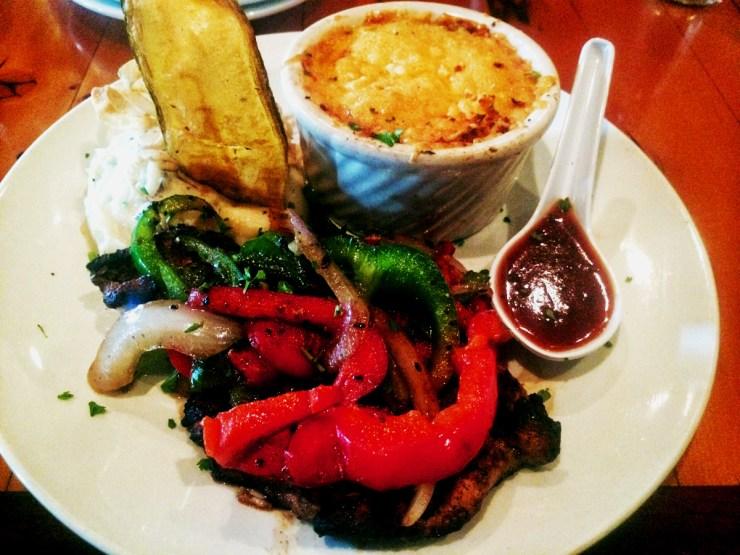 Rumba Island Bar and Grill food.