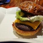 The Backyard Burger at Gordon Ramsay's Burger