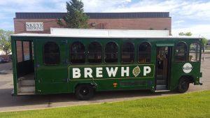 brewhop trolley
