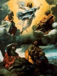 Girolamo de Sermoneta: Przemienienie Pańskie
