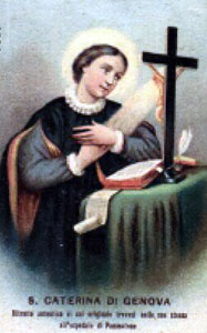 Święta Katarzyna Genueńska