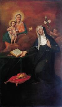 Jan Matejko: Błogosławiona Salomea