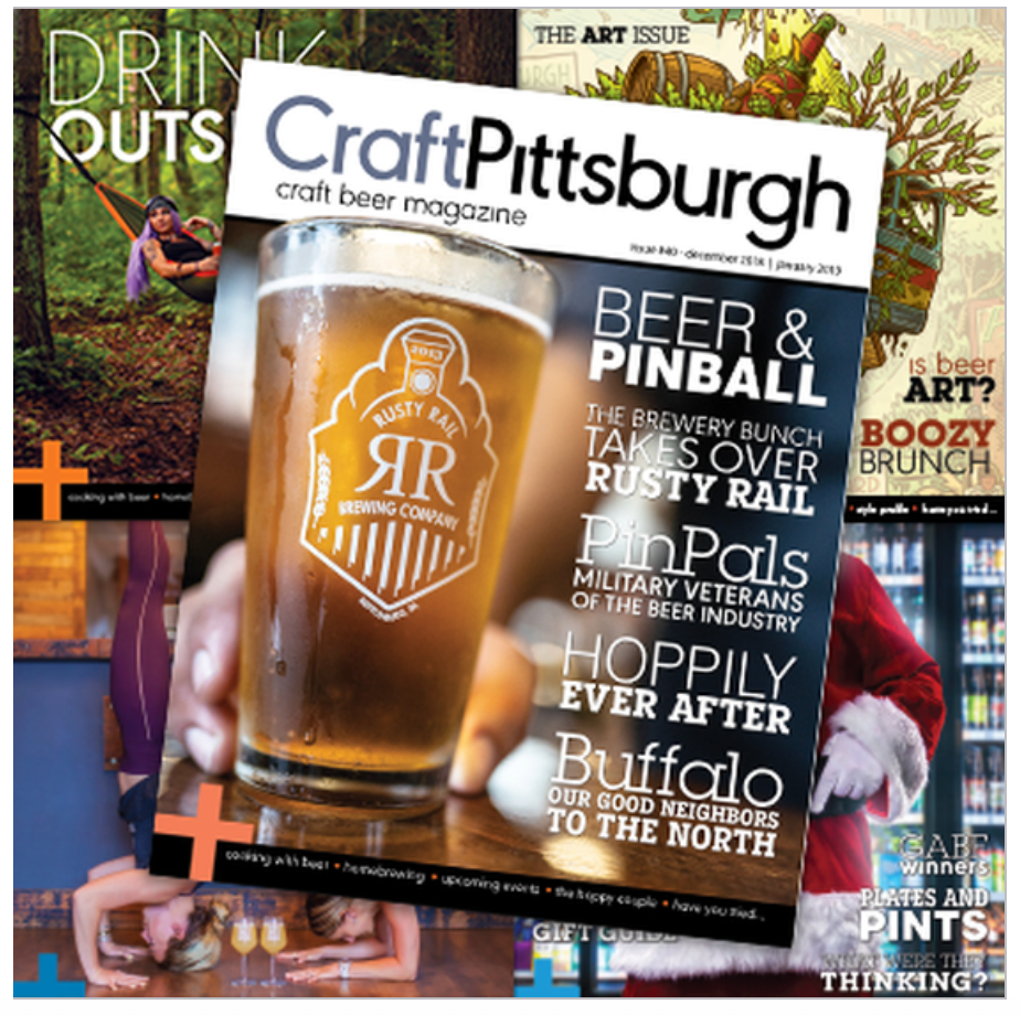 Pgh Craft Beer Magazine