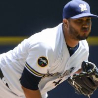 Is Jhoulys Chacin Milwaukee's Ace of the Future?