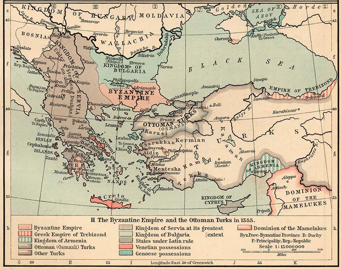 Survival In The Roman Eastern Byzantine Empire Brewminate