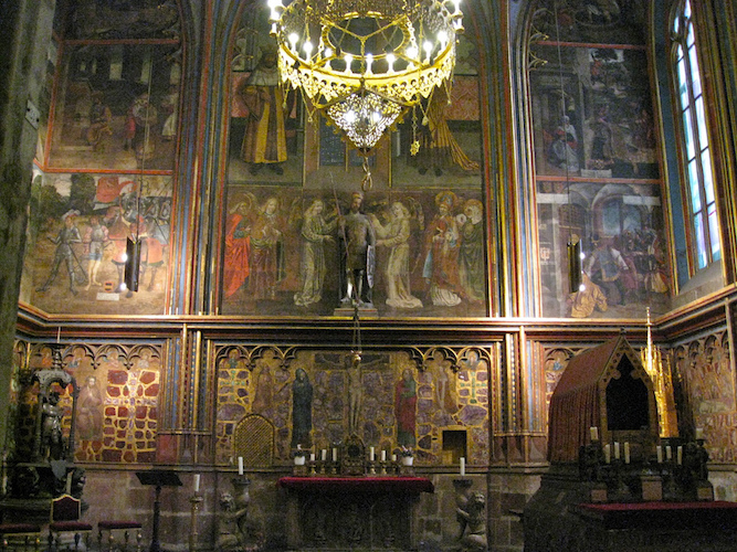 The Influence Of Medieval Christian Liturgy On Architecture