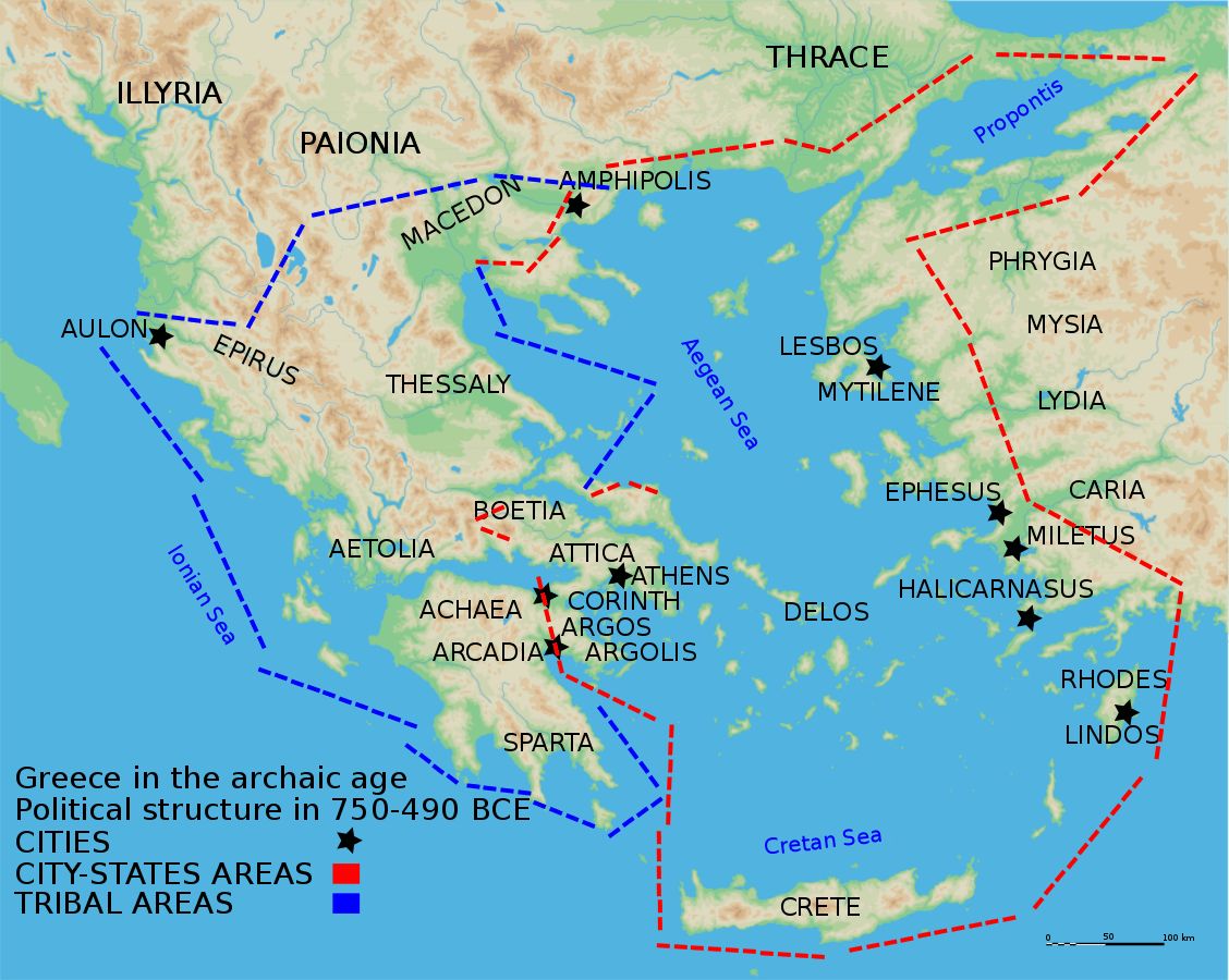 Anthropology Of Ancient Greece