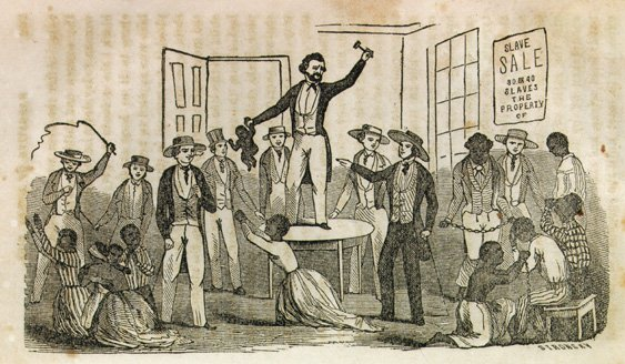 Image result for slave auction