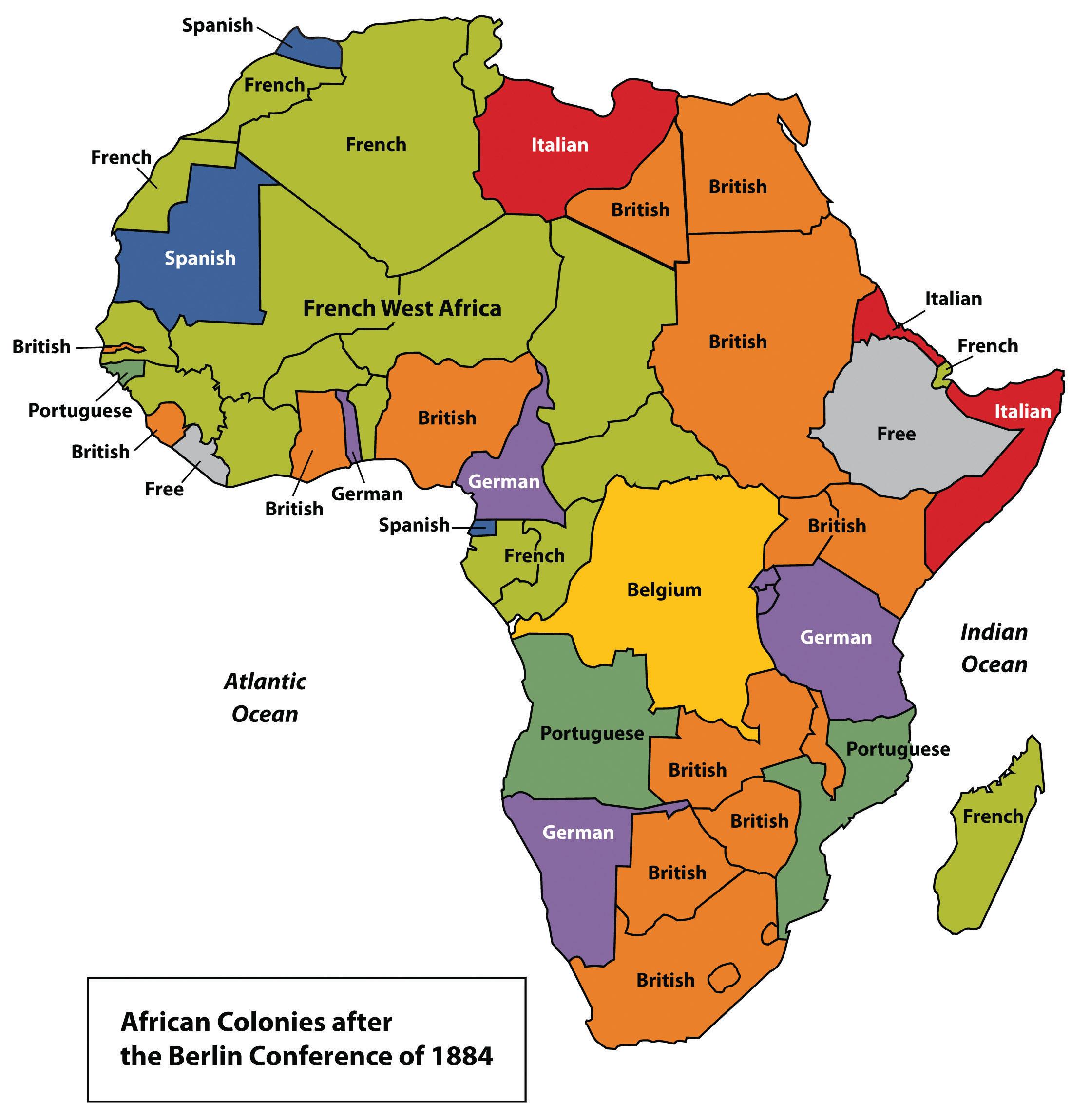 A Geographicalysis Of Sub Saharan Africa