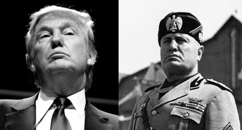 Signs of Fascism Rising – Brewminate