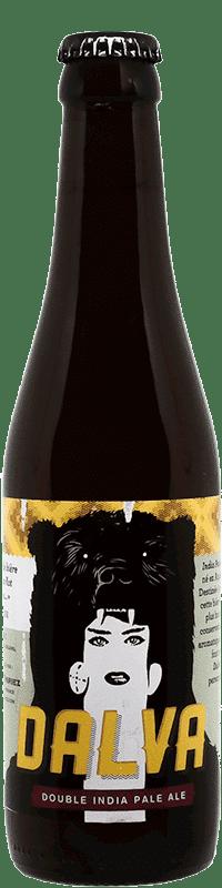 Bière Dalva style de bière Double IPA
