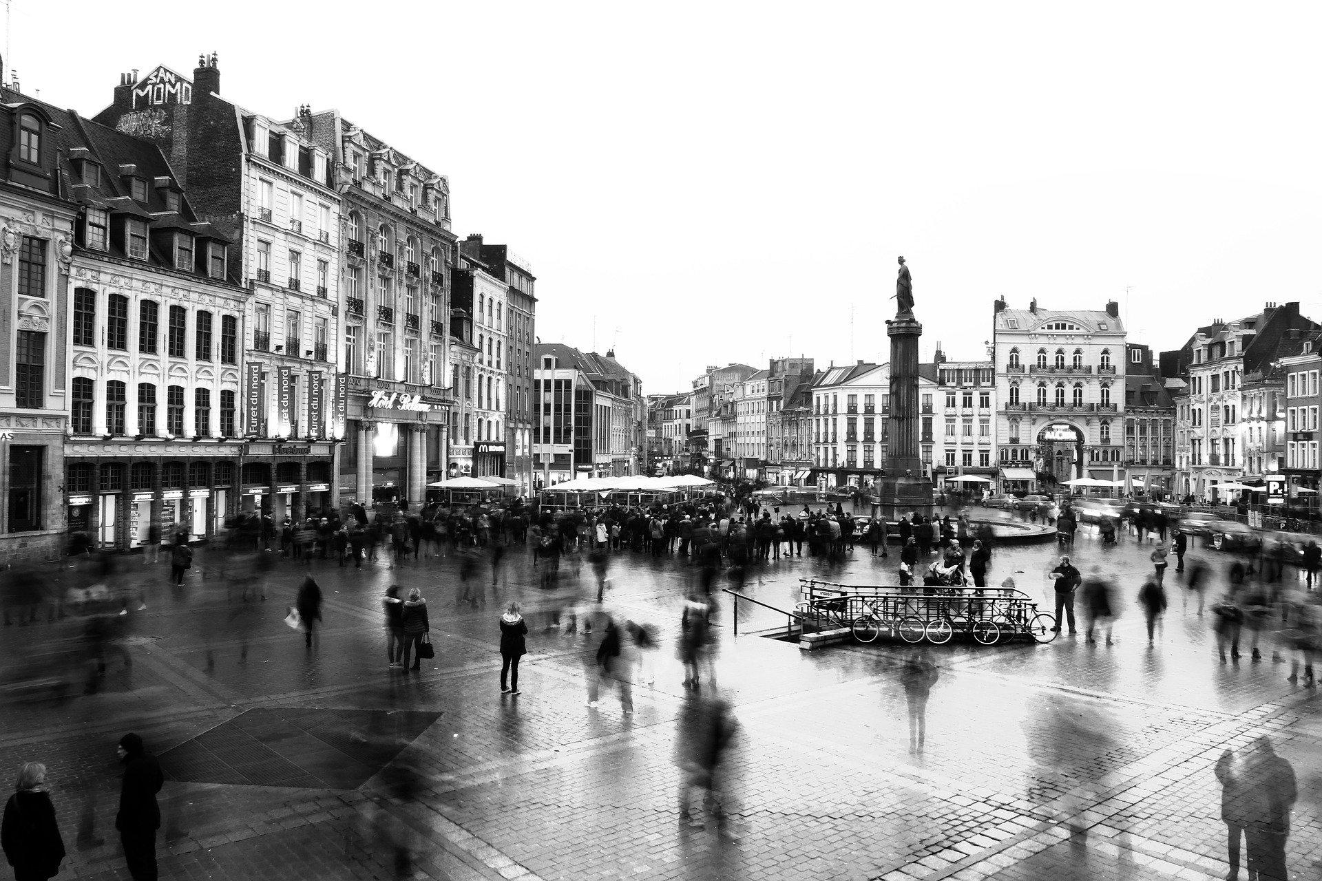 Centre de ville de Lille