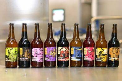 Gamme complète bière Hoppy Road