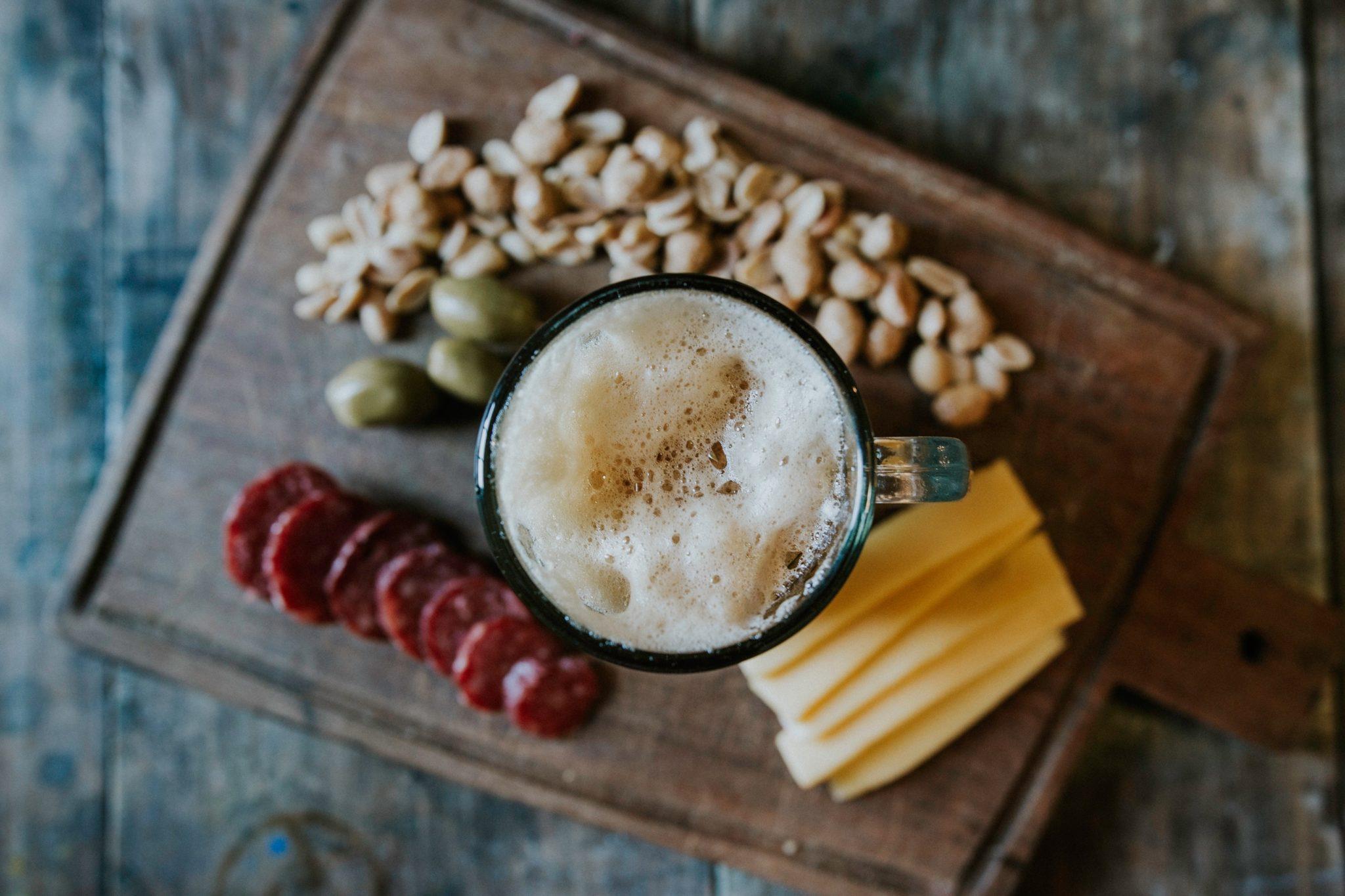 Bière blanche et accords mets bières