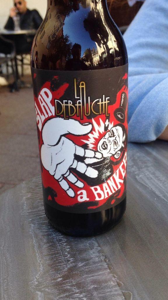 bière artisanale française slap a banker la débauche