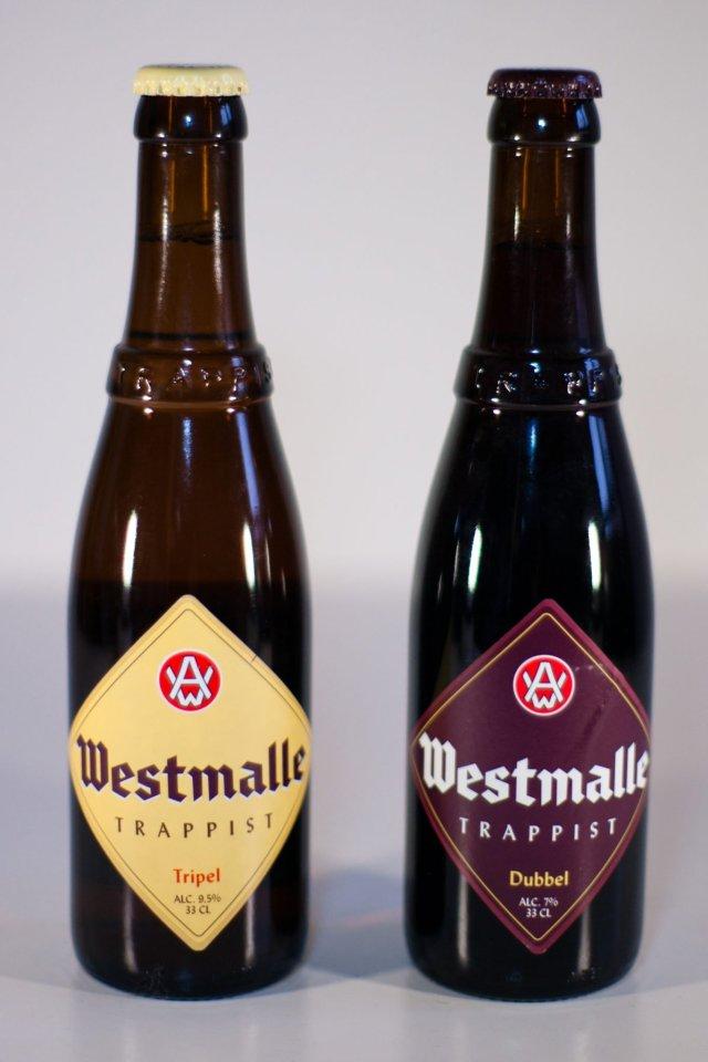 Les bières trappistes Westmalle
