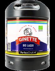 Bière Ginette fût perfectdraft