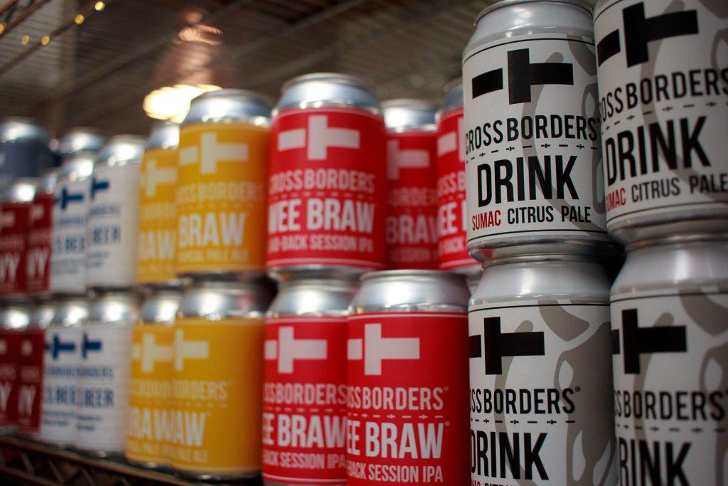 Biere brasserie cross borders