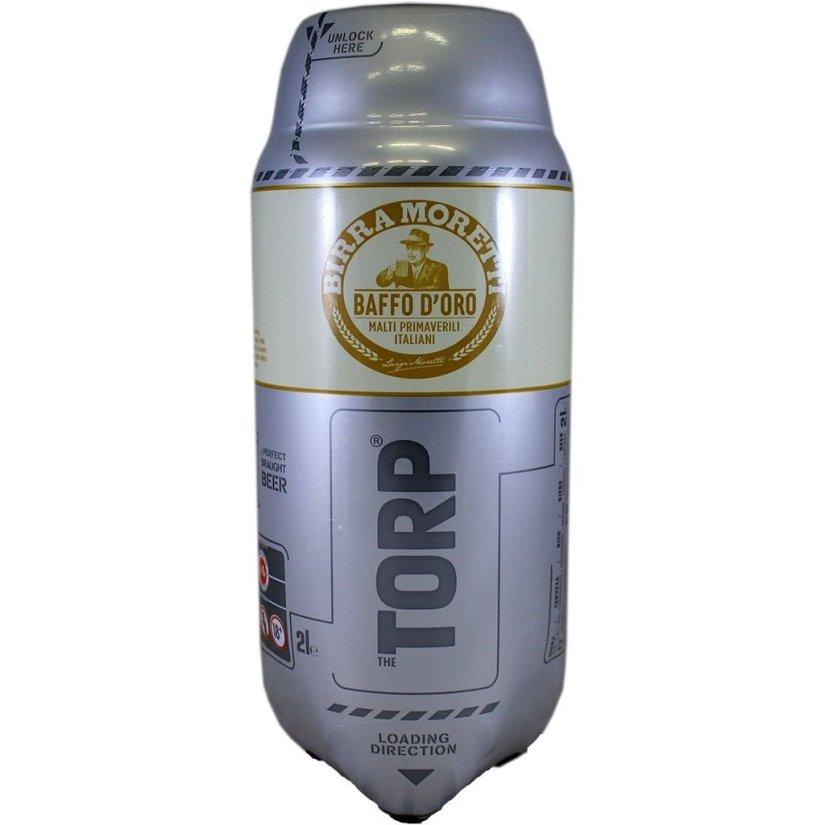 Fut The torp birra moretti