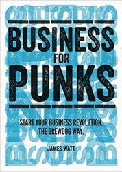 Livre business for punks