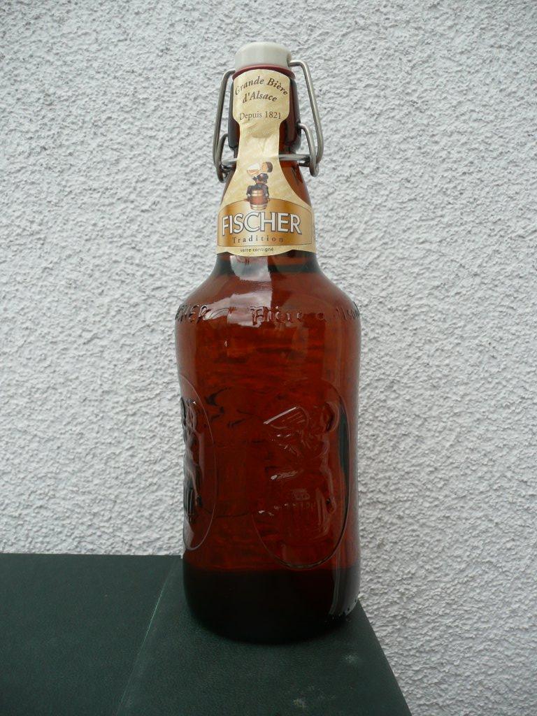 La bière Fischer disponible en Beertender