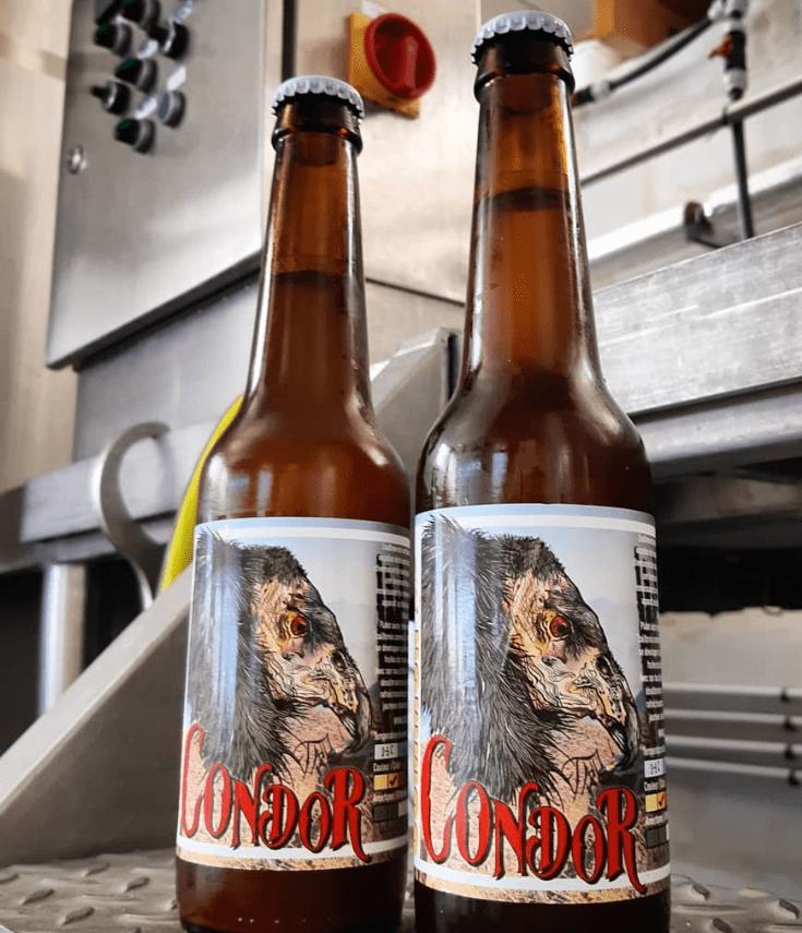 Brasserie Zoobrew bière Condor
