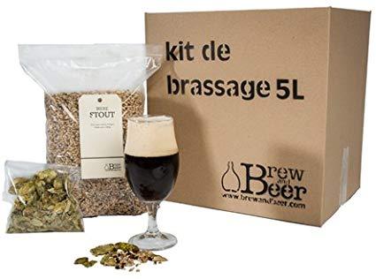Kit brassage stout
